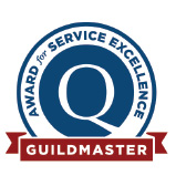 GuildQuality Award for Service Excellence
