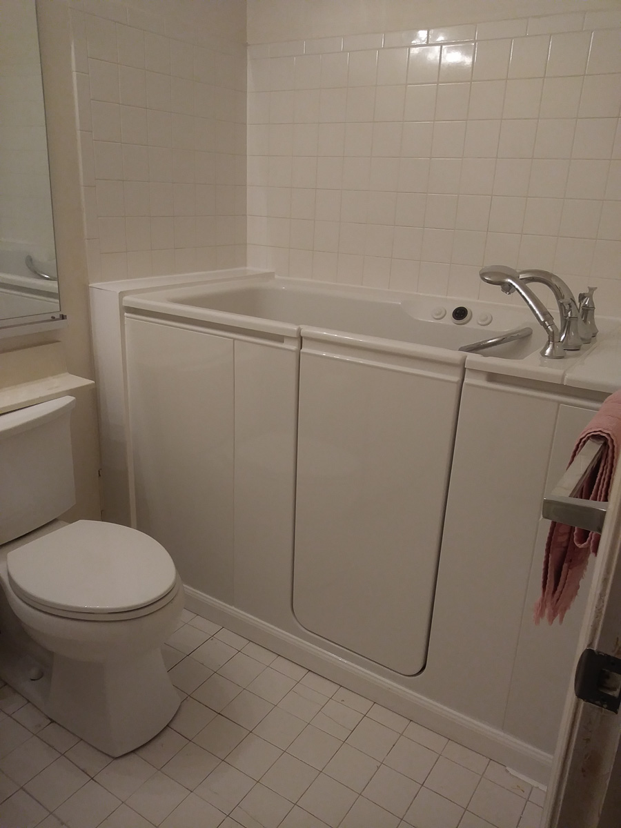 Walk In Tubs Kohler Safety Features Home Smart