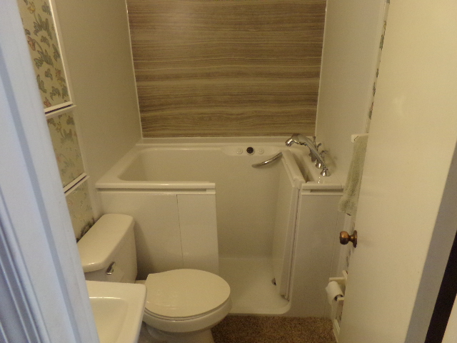 Kohler Walk-In Tub Features