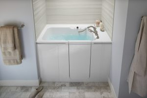 Home Smart Kohler Walk-In Bath Tub with Hydrotherapy