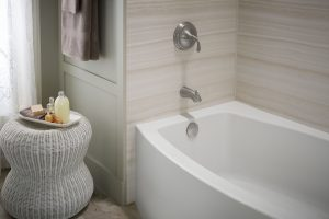 Bathtub Wall Surround Replace Tile Grout Home Smart