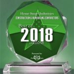 Home Smart Award Winner Best of Aston PA 2018